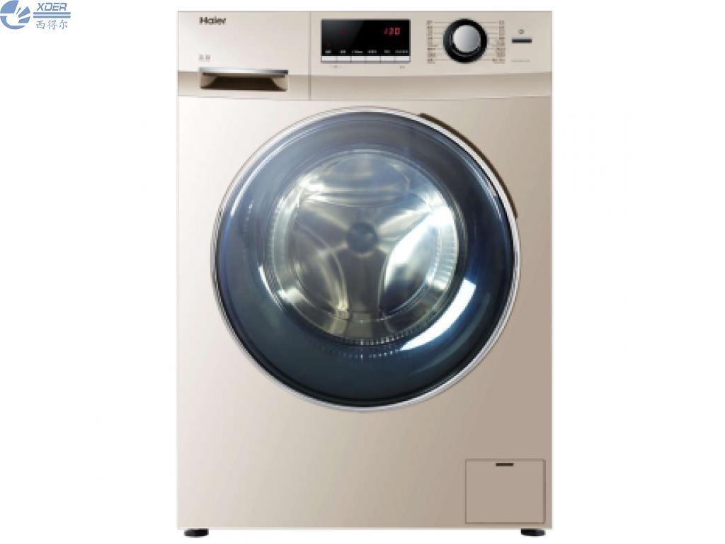 G100629BKX12G海尔全自动香槟金洗衣机